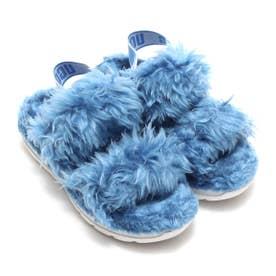 Fluff Sugar Sandal (BLUE)