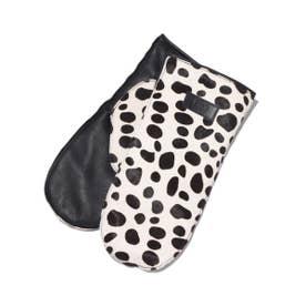 Dalmatian Mittens (BLACK)