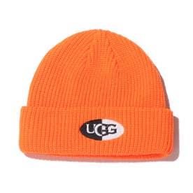 ハーフロゴ WATCH CAP (ORANGE)