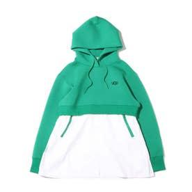 ドッキングフーディーシャツ (GREEN)