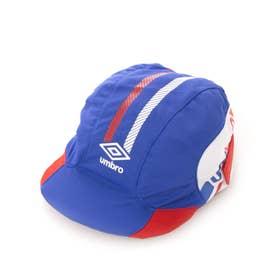 ジュニア サッカー/フットサル 帽子 JRクーリングフツトボールキヤツプ UUDRJC03 (ブルー)