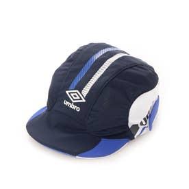 ジュニア サッカー/フットサル 帽子 JRクーリングフツトボールキヤツプ UUDRJC03 (ネイビー)
