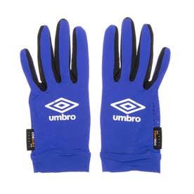 メンズ サッカー/フットサル 防寒手袋 レイグラブ UUAPJD00 (ブルー)