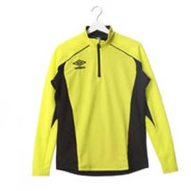 メンズ サッカー/フットサル ジャージジャケット FREE-WAYハーフジップトップ UBS2730
