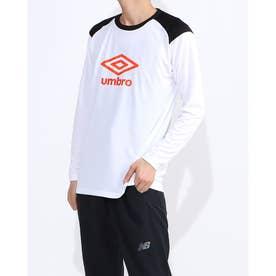 メンズ サッカー/フットサル 長袖シャツ TR L/Sプラクティスシャツ UUUQJB65AP