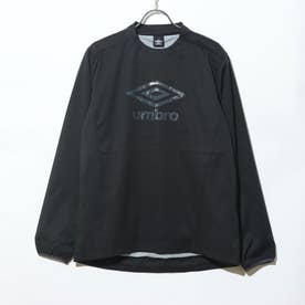メンズ サッカー/フットサル ピステシャツ TR エアサモーシヨンピステ UUUQJC39 (ブラック)