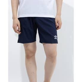 メンズ サッカー/フットサル パンツ TR プラクテイスウーブンパンツ UUUPJD81 (ネイビー)