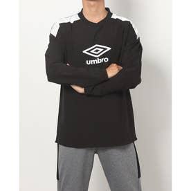 メンズ サッカー/フットサル ピステシャツ テクニカルトツプ UUURJF33 (ブラック)