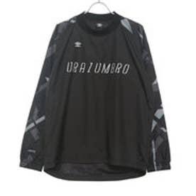 メンズ サッカー/フットサル ピステシャツ URA/ラインドピステトツプ UUUOJF43