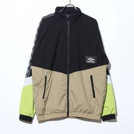 ウインドジャケット HE ウインドブレーカージヤケツト ULUQJK30 (ブラック)