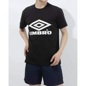 半袖機能Tシャツ HE ビツグロゴTシヤツ ULURJA56 (ブラック)