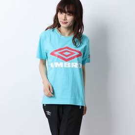 レディース 半袖機能Tシャツ HEWビツグロゴTシヤツ ULWPJA50
