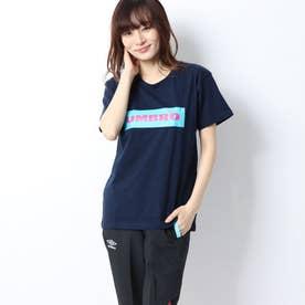 レディース 半袖機能Tシャツ HEWプリントTシヤツ ULWPJA51