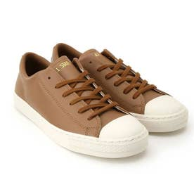 CONVERSE ALL STAR COUPE LEATHER OX スニーカー (サンドベージュ)