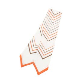 ナロースカーフ (オレンジ)