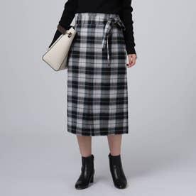サキソニータイトスカート (ブラック)