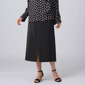 トゥッティーツイルペンシルスカート (ブラック)