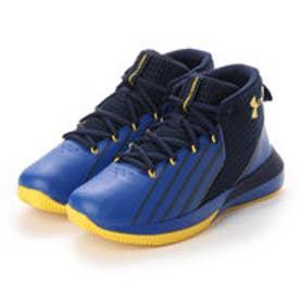 バスケットボール シューズ UA BGS Lockdown 3 SYN Wide 3021165