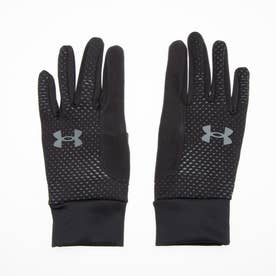 ジュニア 手袋 UA Core Liner Glove 1360448 (ブラック)