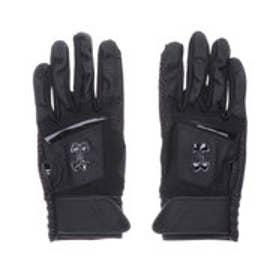 メンズ 野球 バッティング用手袋 UA Undeniable Stealth Batting Glove 1331520 (ブラック)