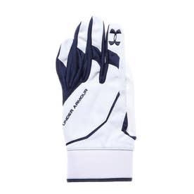 メンズ 野球 バッティング用手袋 UA Baseball Under Glove L 1354260