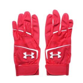 メンズ 野球 バッティング用手袋 UA Clean Up VIII Batting Glove 1354261