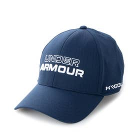 メンズ ゴルフ キャップ UA Jordan Spieth Tour Hat 1361545 (ネイビー)