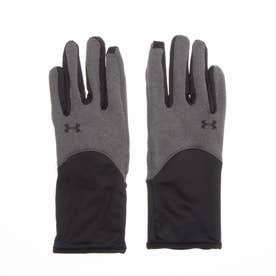 レディース 手袋 UA Ponte Liner Glove 1318635 (ブラック)