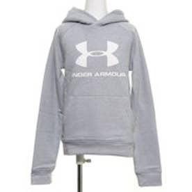 ジュニア スウェットパーカー UA Rival Fleece Logo Hoody 1325328
