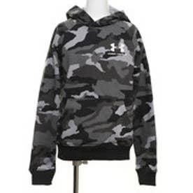 ジュニア スウェットパーカー UA Rival Fleece Printed Hoody 1345247