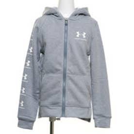 ジュニア スウェットフルジップ UA Rival Fleece Full Zip Hoody 1343277