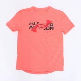 ジュニア 半袖機能Tシャツ UA Vented SS 1361777 (レッド)