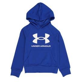 ジュニア スウェットフルジップ UA Rival Fleece Logo Hoodie 1372204 (他)