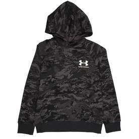 ジュニア スウェットフルジップ UA Rival Fleece ABC Camo Hoodie 1366305 (他)