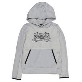 ジュニア スウェット UA Armour Fleece PLUS Hoodie 1366331 (他)