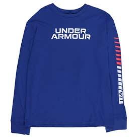 ジュニア 長袖Tシャツ UA Racing Street LS 1366391 (他)