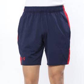 メンズ 野球 ウインドパンツ UA 9 Strong Training Shorts 1331511 (ネイビー)
