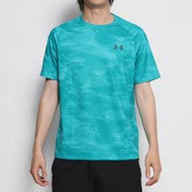 メンズ 半袖機能Tシャツ UA Tech 2.0 SS Printed 1328189