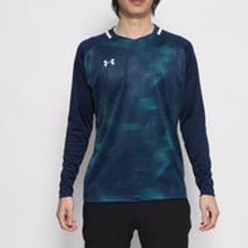 メンズ サッカー/フットサル 長袖シャツ UA Graphic LS Shirt 1346708