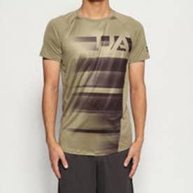 メンズ フィットネス 半袖Tシャツ UA MK1 SS UA Sublimated 1345246