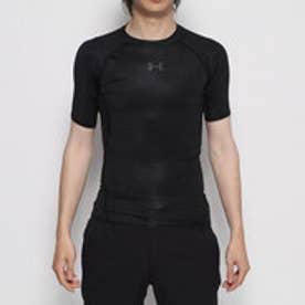 メンズ フィットネス 半袖コンプレッションインナー UA HG Armour 2.0 SS Printed 1350883