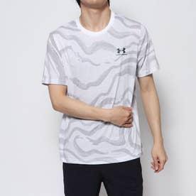 メンズ 半袖Tシャツ UA Charged Cotton Camo SS 1359166
