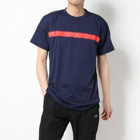 メンズ 野球 半袖Tシャツ UA Tech Short Sleeve Line Text Shirt 1354250