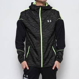 メンズ 野球 長袖ウインドブレーカー UA Yard Stretch Woven Full Zip Jacket 1354243