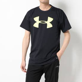 メンズ 野球 半袖Tシャツ UA Tech Short Sleeve Big Logo Shirt 1354249