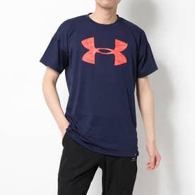 メンズ 野球 半袖Tシャツ UA Tech Short Sleeve Big Logo Shirt 1354249