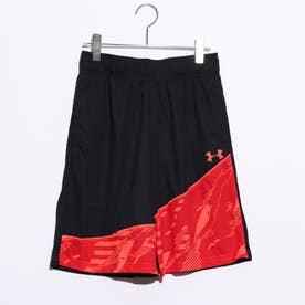 メンズ バスケットボール ハーフパンツ UA Baseline 10in Short 1343004 (ブラック)
