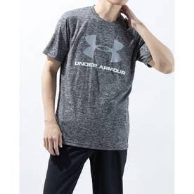 メンズ 半袖機能Tシャツ UA TECH BIG LOGO SS 1359132 (ブラック)