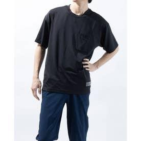メンズ 半袖Tシャツ UA Over Sized Tee 1366869 (ブラック)