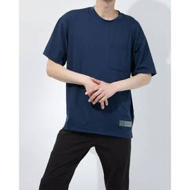 メンズ 半袖Tシャツ UA Over Sized Tee 1366869 (ネイビー)